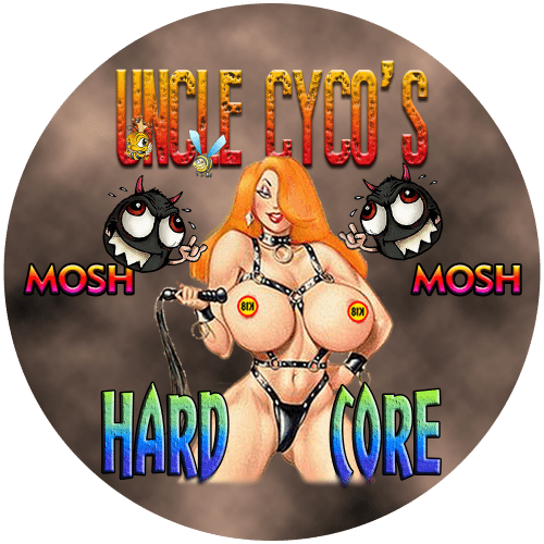 Uncle Cyco's - MOSH Hardcore