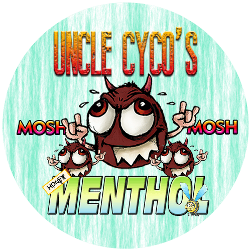 Uncle Cyco's - MOSH MENTHOL