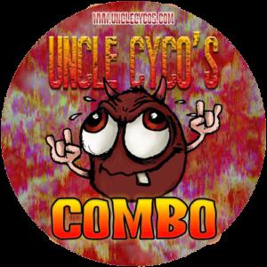 Uncle Cyco's verkkokauppa - MOSH Combo - aromitiivisteet settinä!