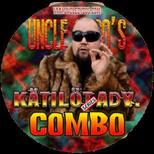 Uncle Cyco's verkkokauppa - Kätilöt Combo - aromitiivisteet settinä!