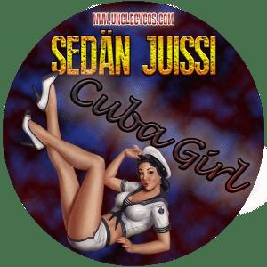 Cuba Girl - Sedän Juissi - Uncle Cyco's verkkokauppa