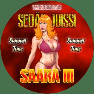 SAARA III - Sedän Juissi - Uncle Cyco's verkkokauppa