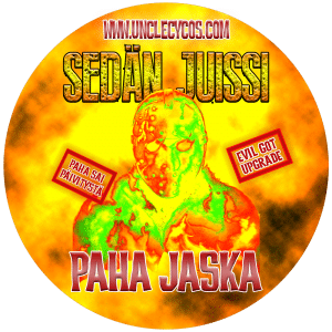 Paha Jaska Upgraded - Sedän Juissi