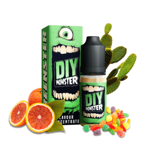 Greenster - DIY Monster